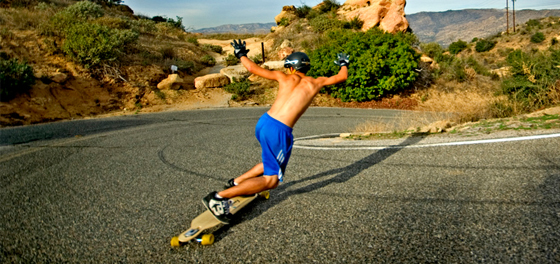 longboard accidents