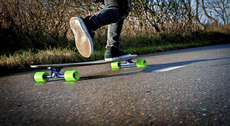 choose right longboard size