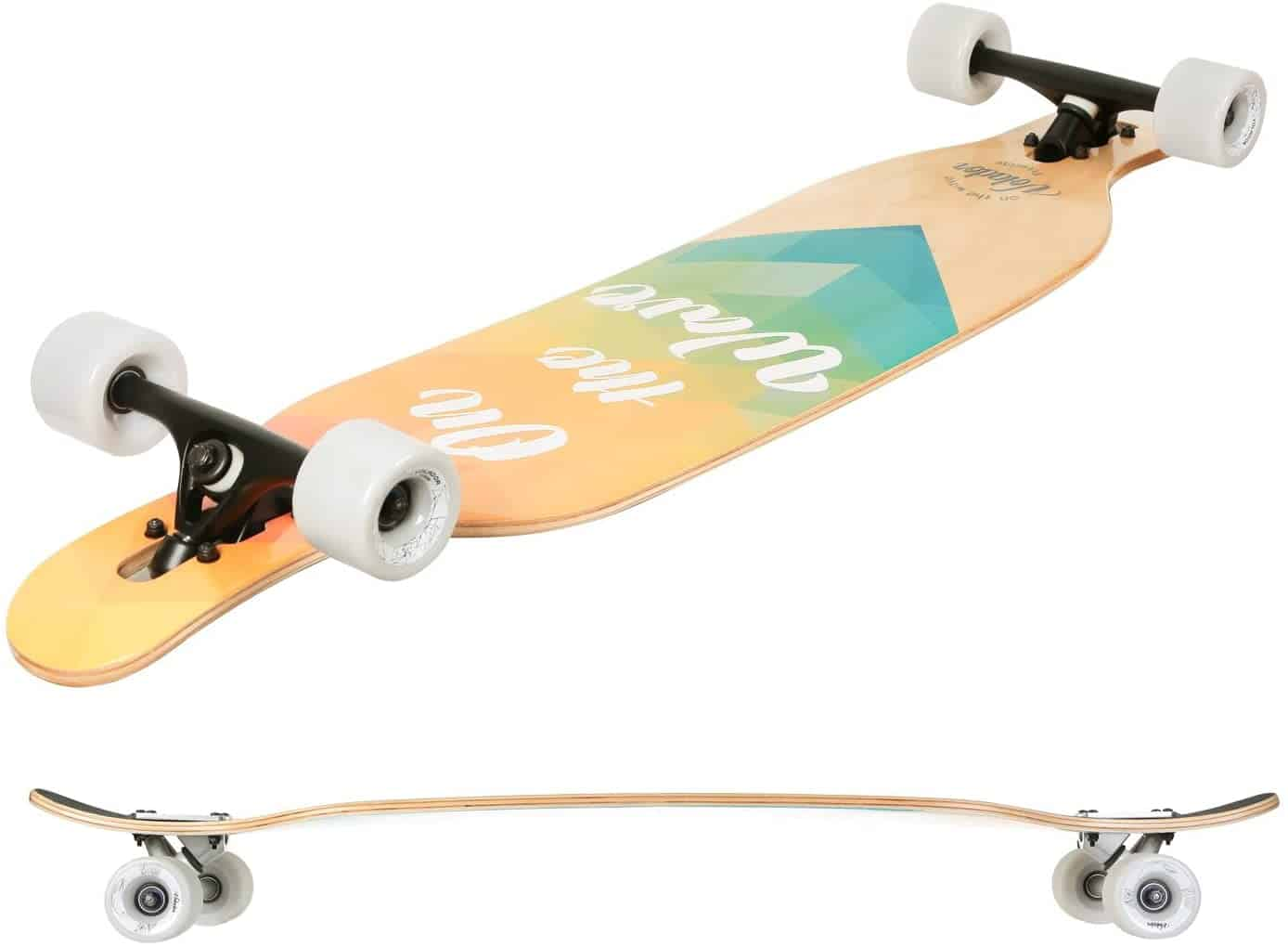 VOLADOR 42inch Freeride Longboard Complete Cruiser appearance