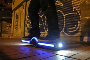 Onewheel pint hoverboard