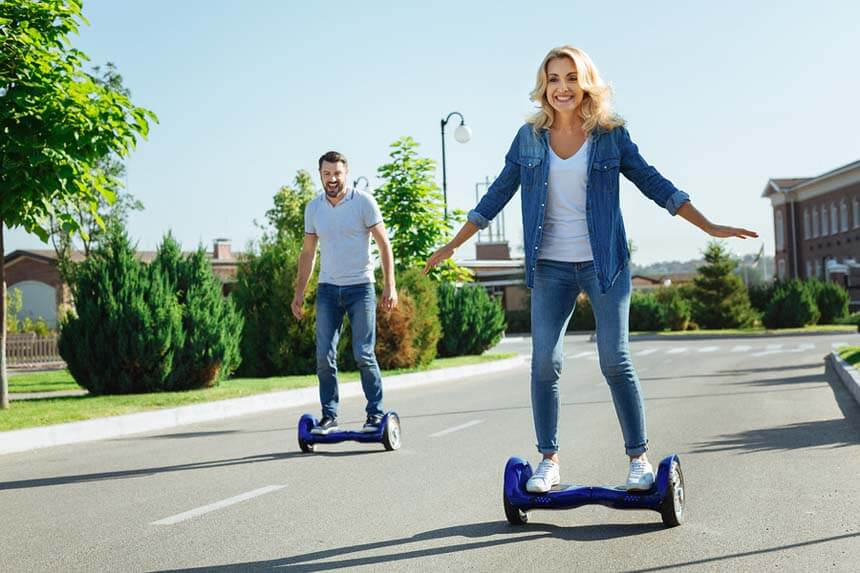 How to Make a Hoverboard that You Can Ride on in Less than an Hour