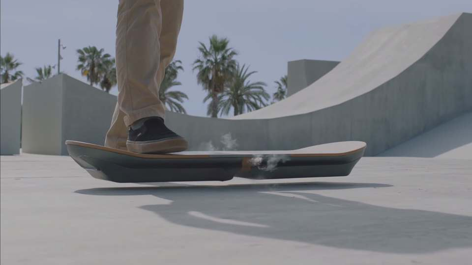 How Do Hoverboards Without Wheels Work